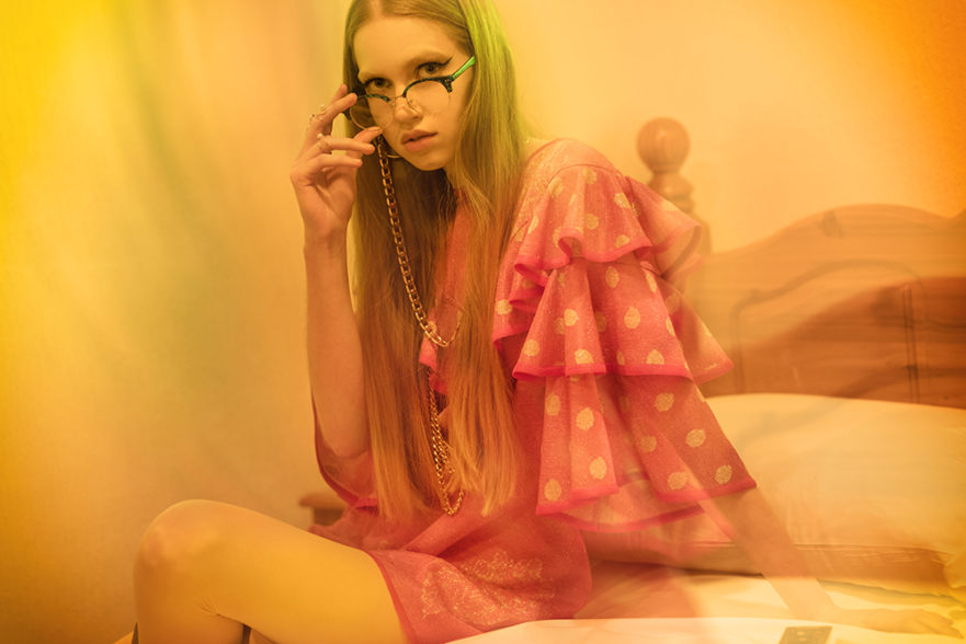 Love Hotel Fashion Editorial by Photographer Eduardo Fuica