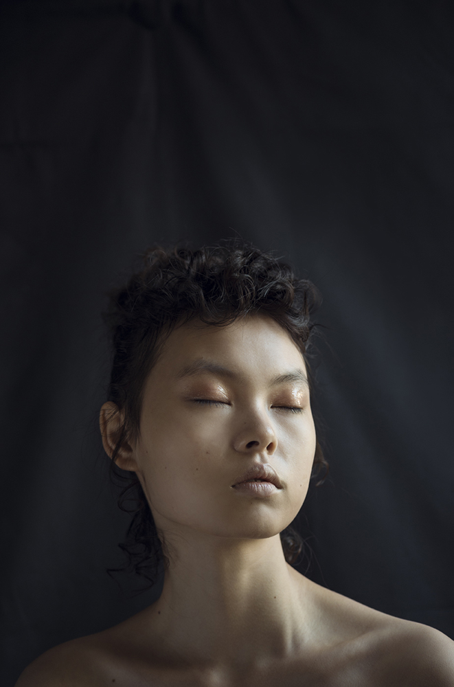 hunger beauty editorial by Mel Seser