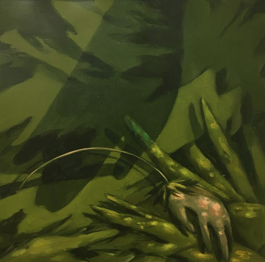 Oil Painting by Sarah Slappey