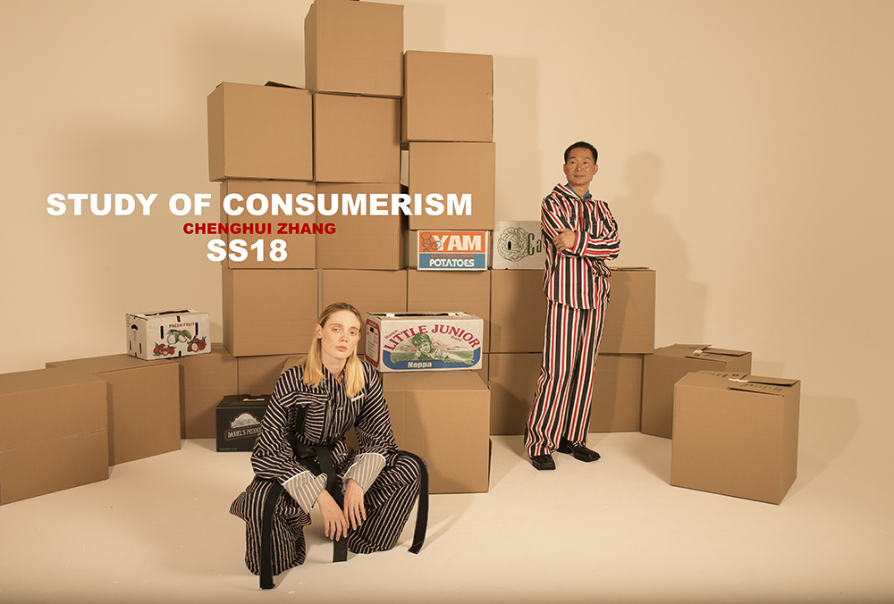 Study of Consumerism Chenghui Zhang SS18