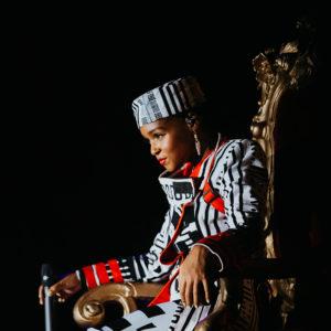 Janelle Monae at Afropunk 2018 for Blanc Magazine