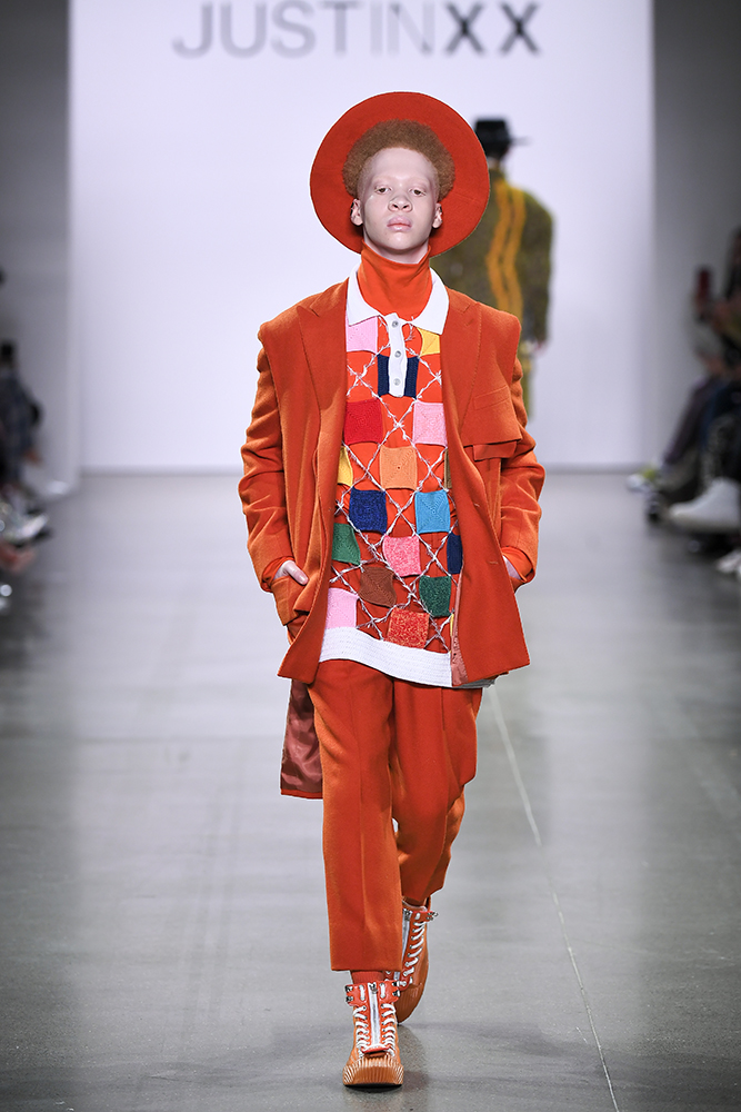 JUST IN XX FW NYFW 2020