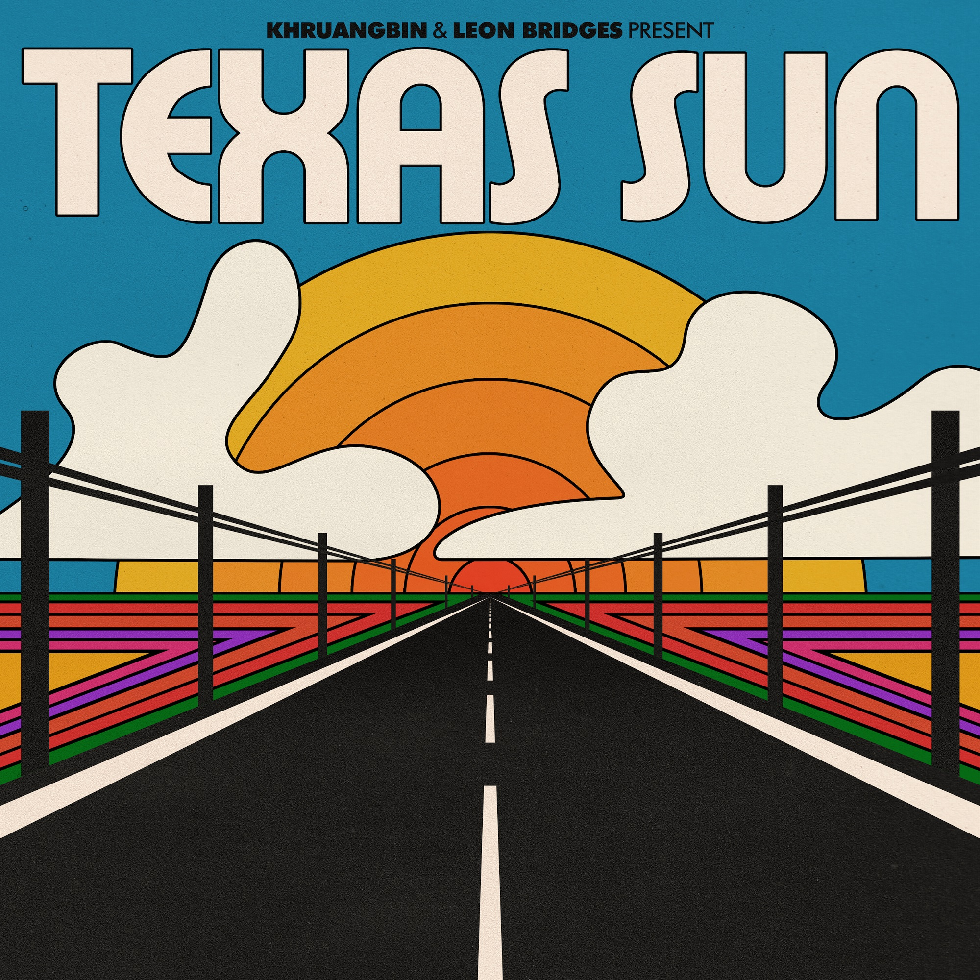 Texas Sun by Khruangbin & Leon Bridges